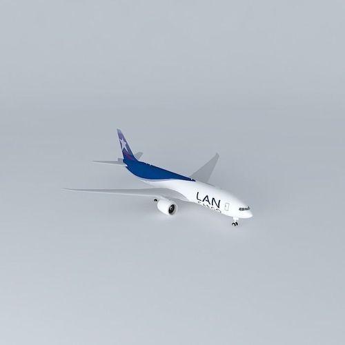 LAN Cargo Boeing 777 F16  2013