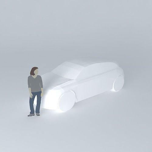 Car NEG template monospace
