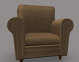 Sofa Chair 3D model