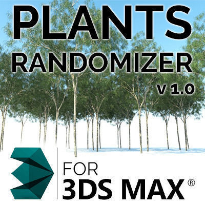 plants randomizer  v 1 0 3d model max 1
