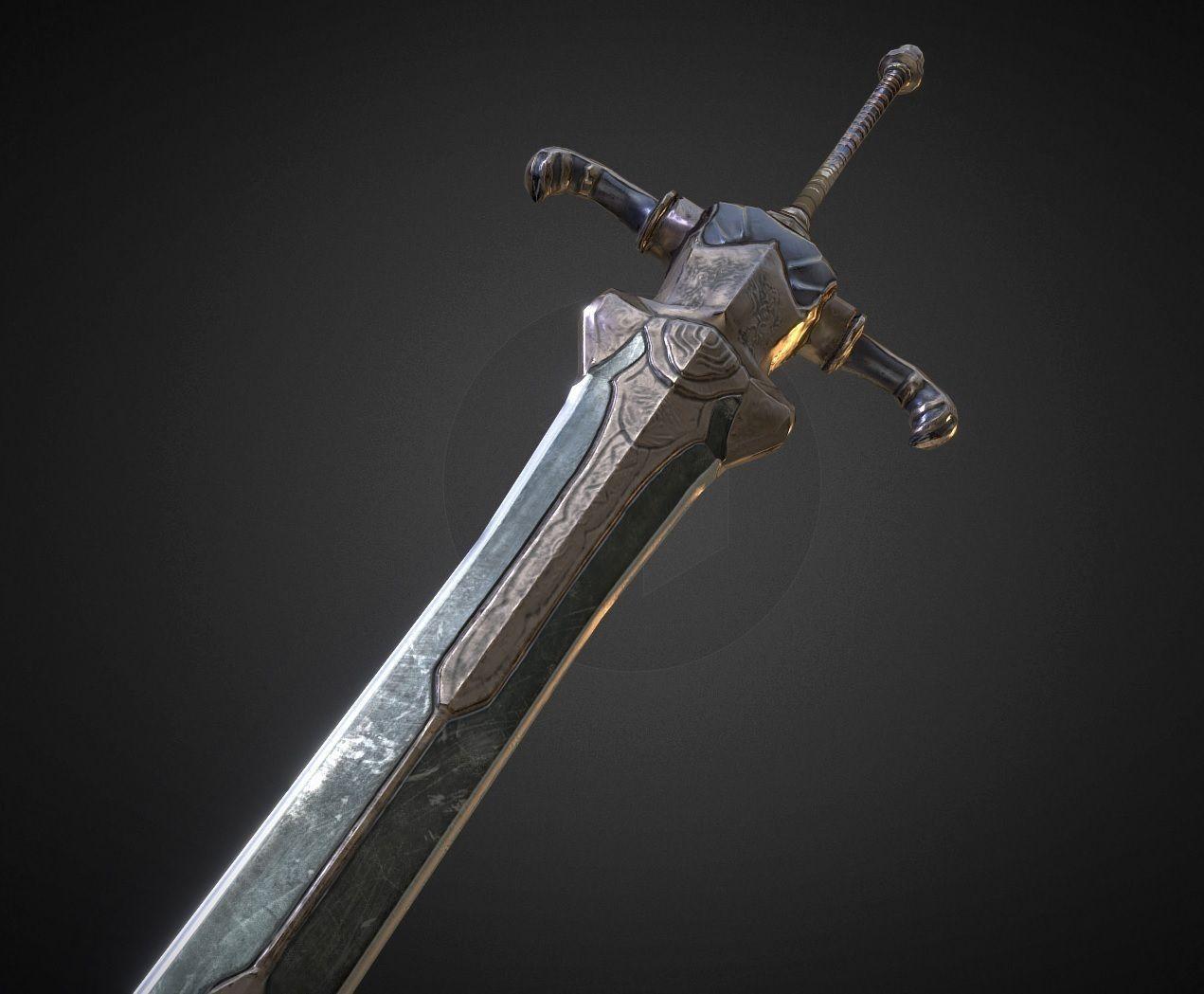 ♕ SPIRIT BRINGERS: EMPYREAN REALM. (SAGA DE UNUKALHAI) - Página 21 Sword_of_artorias_3d_model_e96f8a2e-15ef-45e3-a7e5-e5cd6451c5da