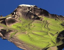3D Landscape model