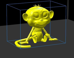 monkey Monkey 3D printable model