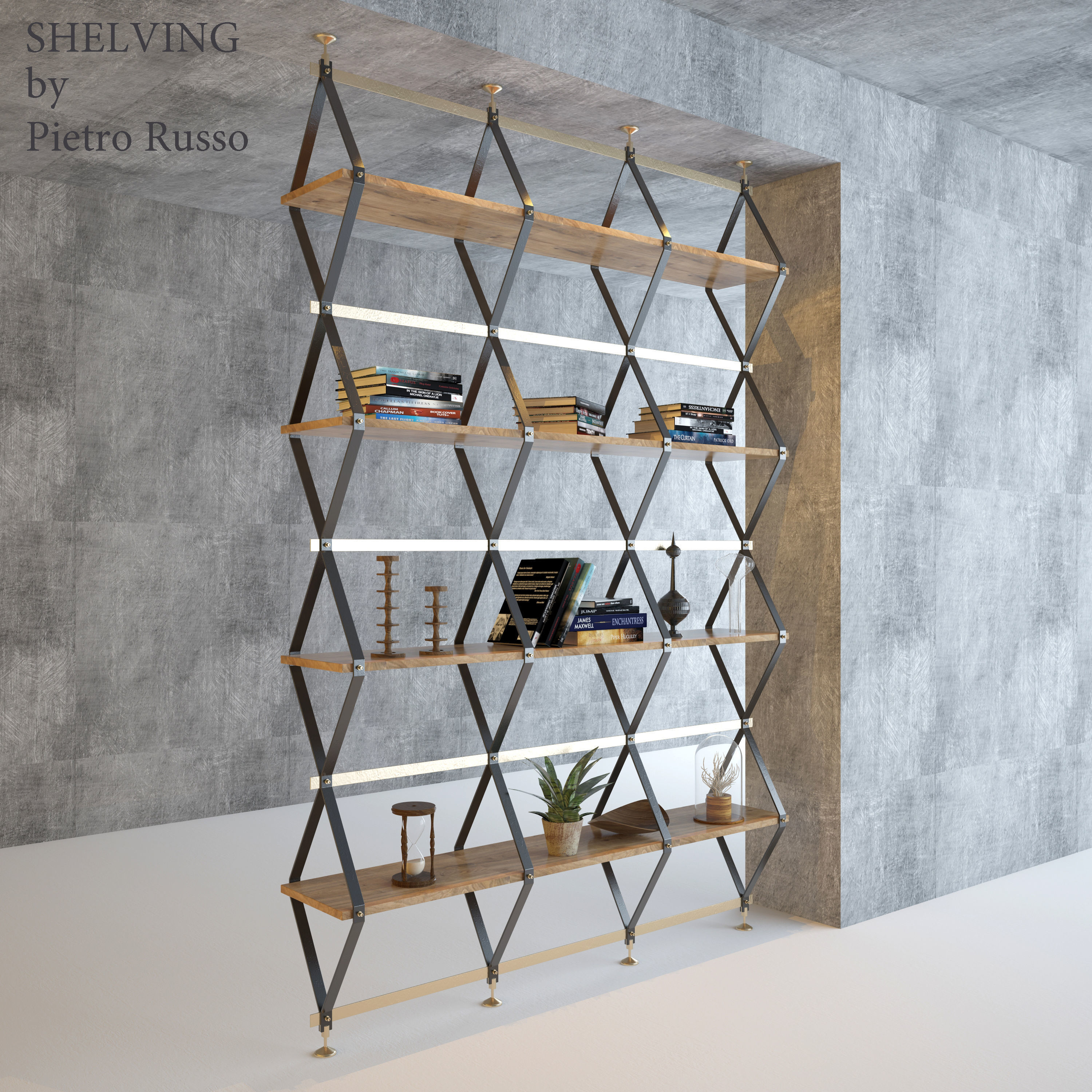 Shelving by Pietro Russo