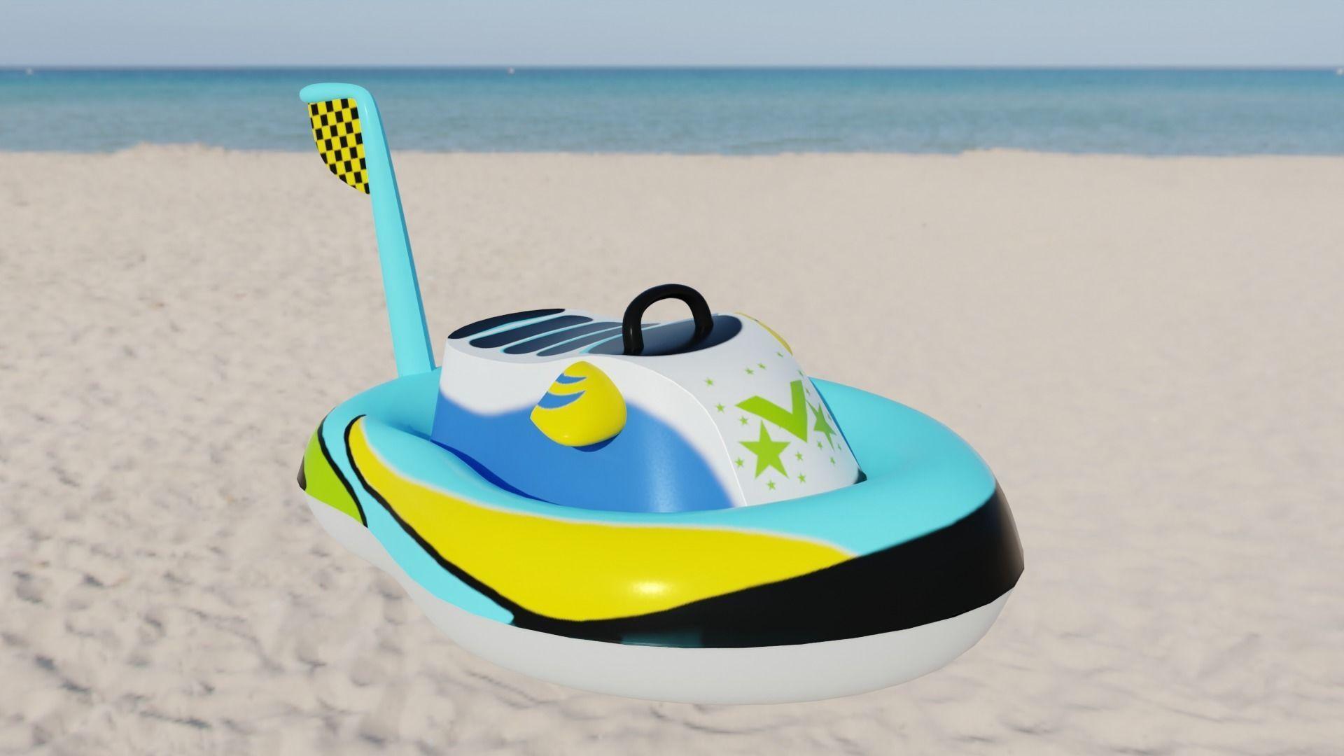 Jet Ski Inflatable Toy