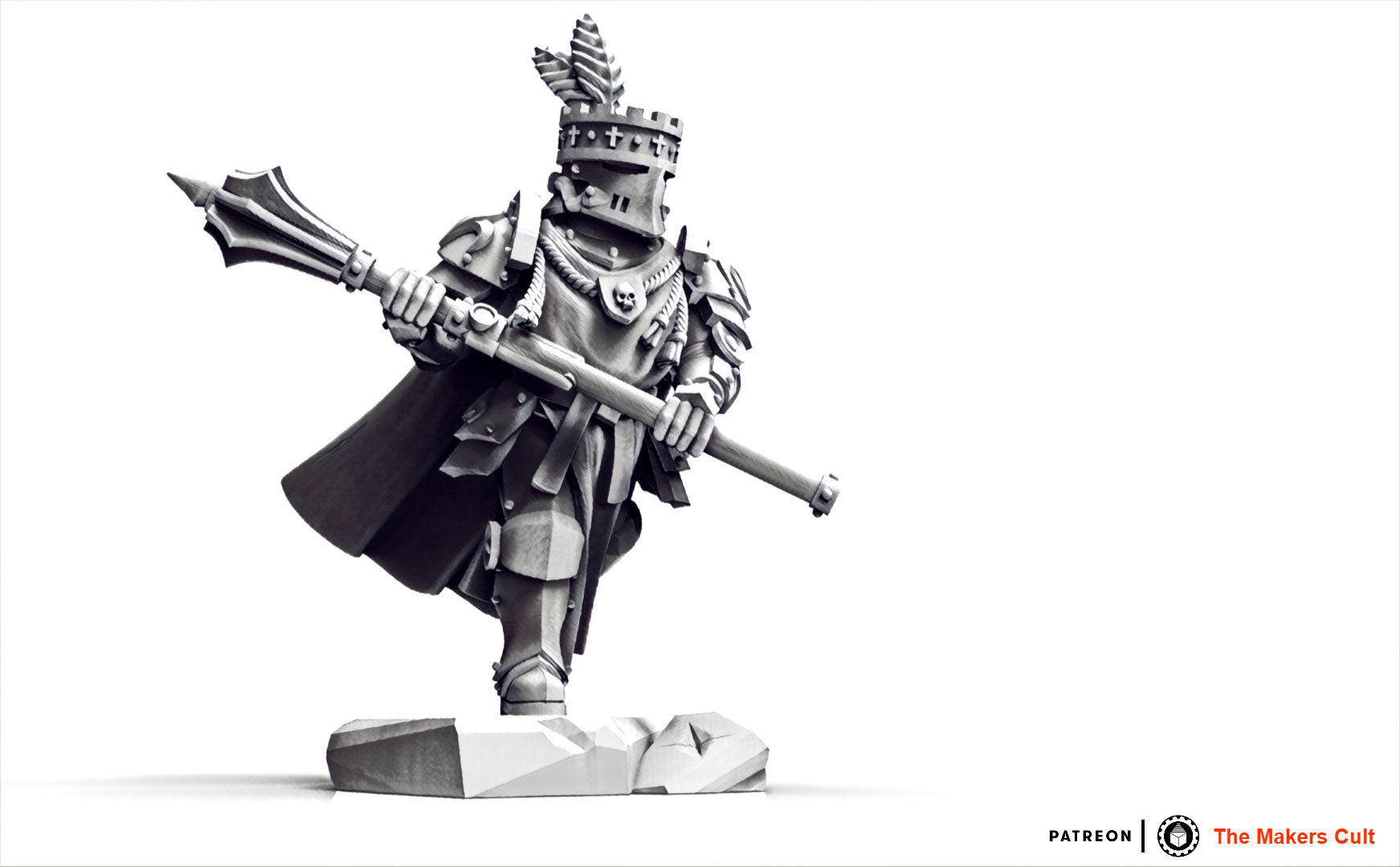 Feudal Guard - Lord Commander Rook