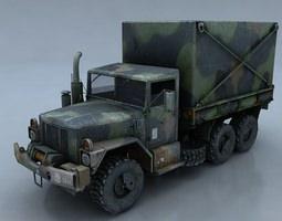 M35A3 3D Model