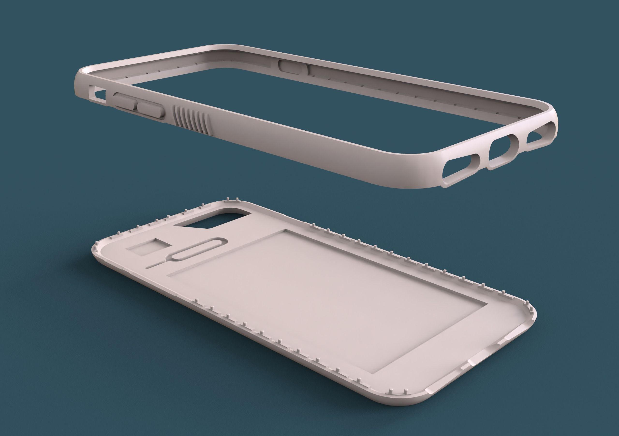 Iphone 6 6s 7 8 Case 3D print