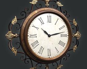 3D Edinburgh clock