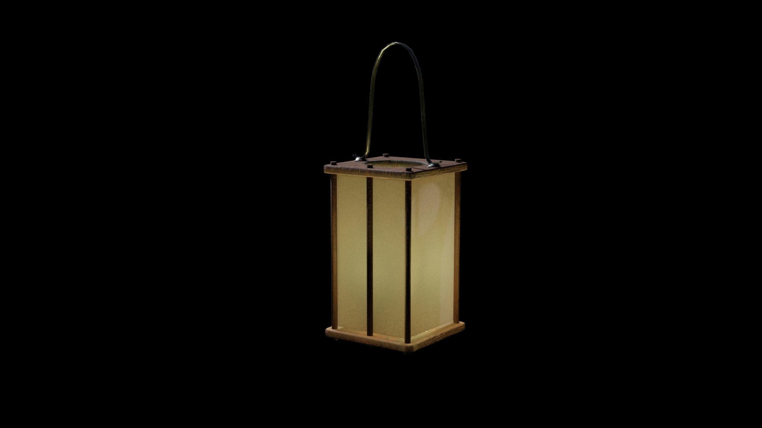 Medieval Lamp