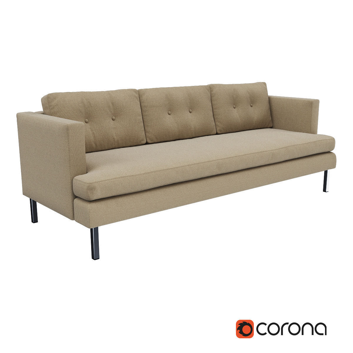 West Elm Jackson Sofa