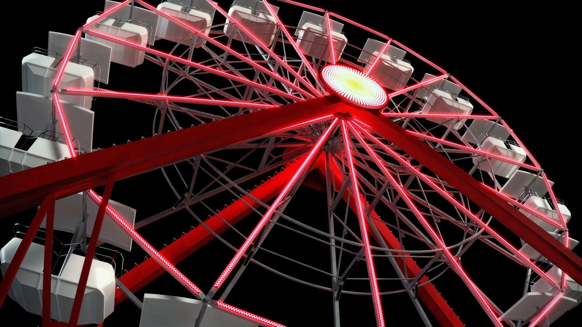 FERRIS WHEEL ANIMATED
