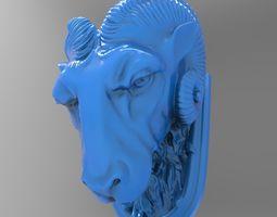 3d printable model kozel head