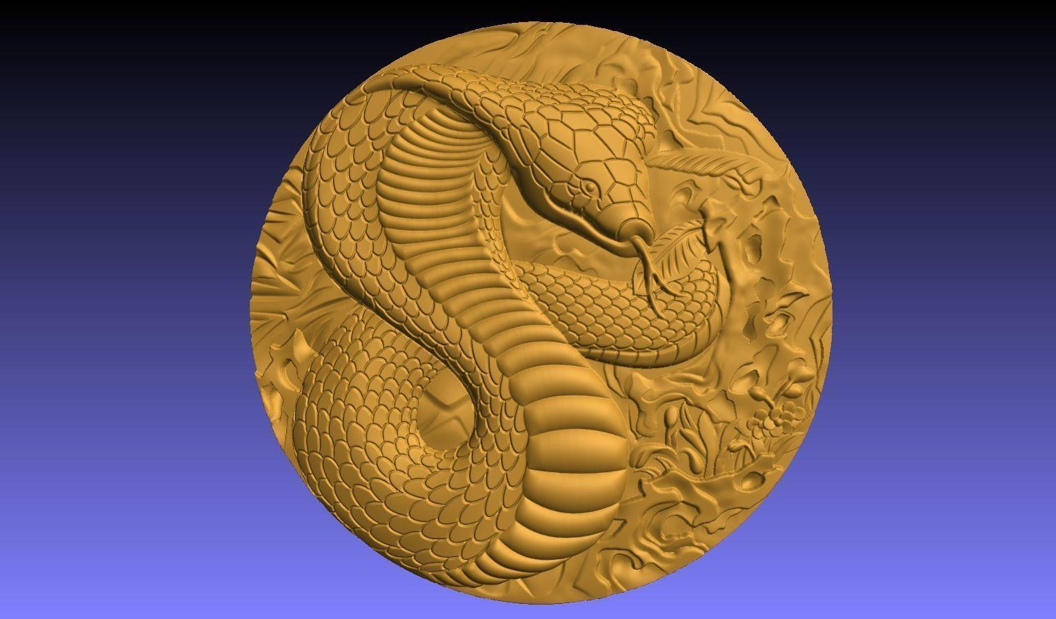 Snake coin