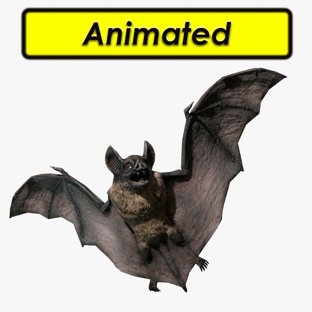 Vampire Dark Bat