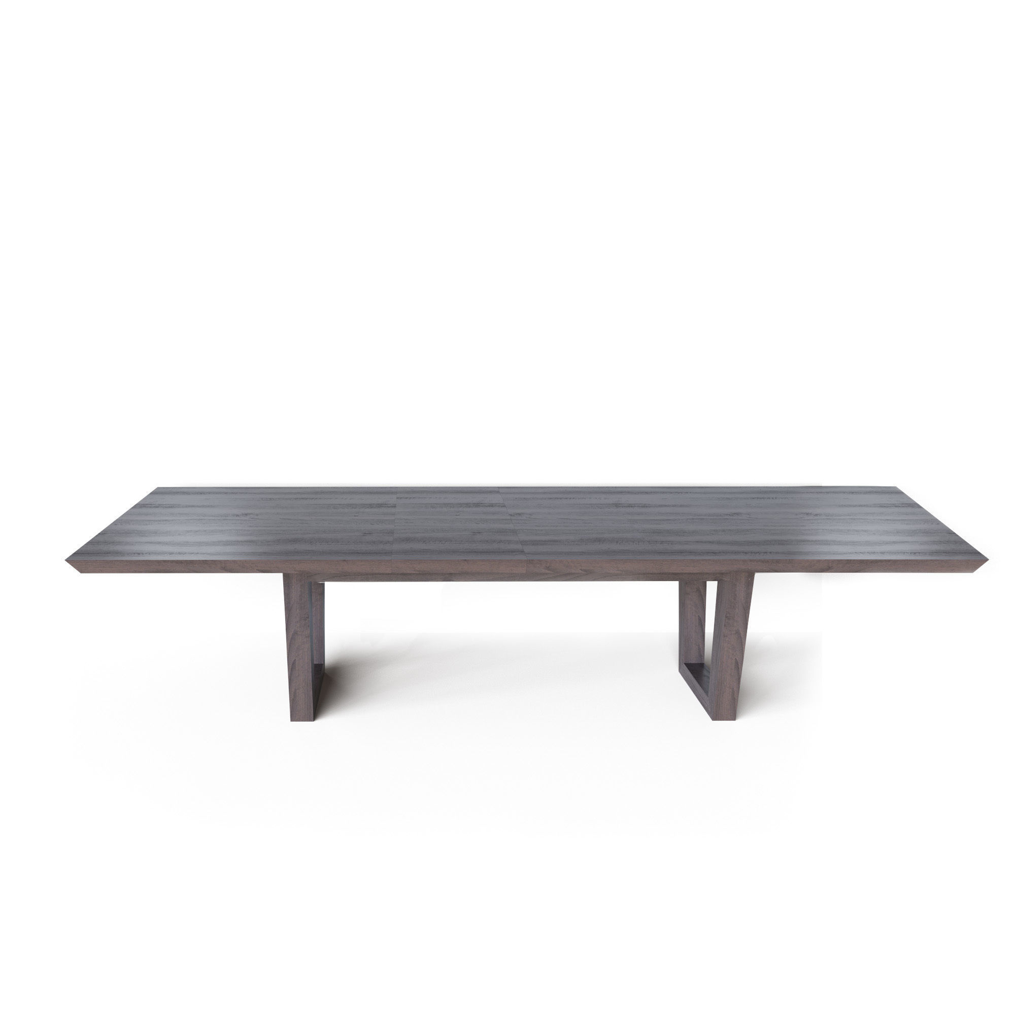 3d Cohesion Program Extendable Dining Table Cgtrader