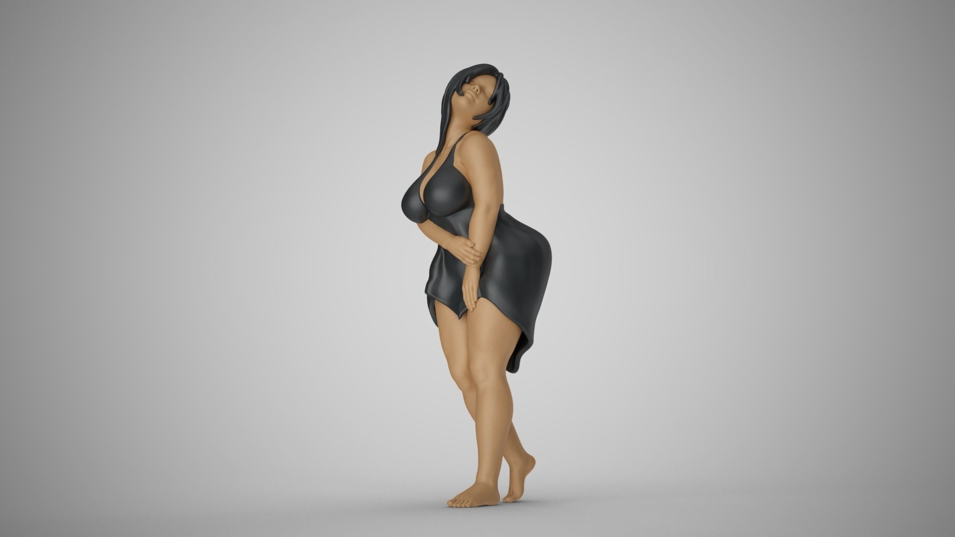 Curvaceous Girl