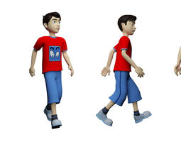 Tobby 3D Model