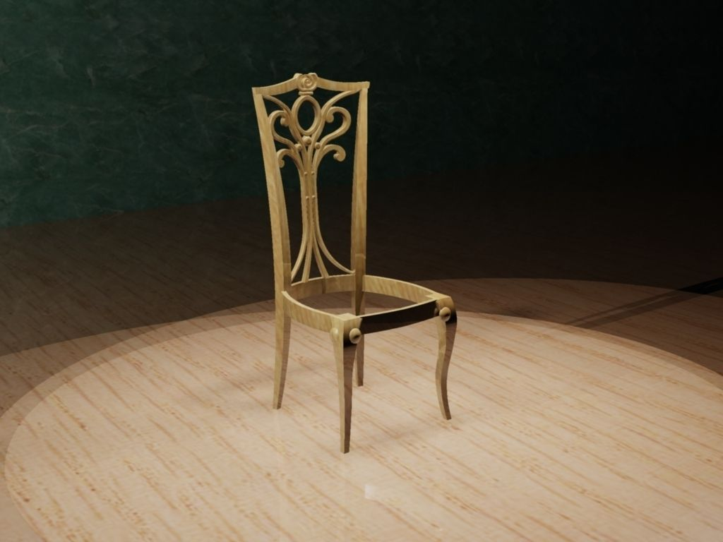 without seat chair