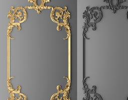 3D Frame molding 1