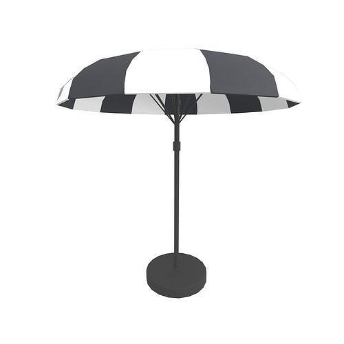 Garden Umbrella v1 006