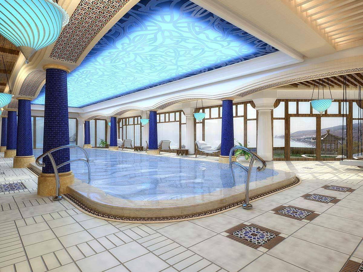 Swimming Pool Interior 2