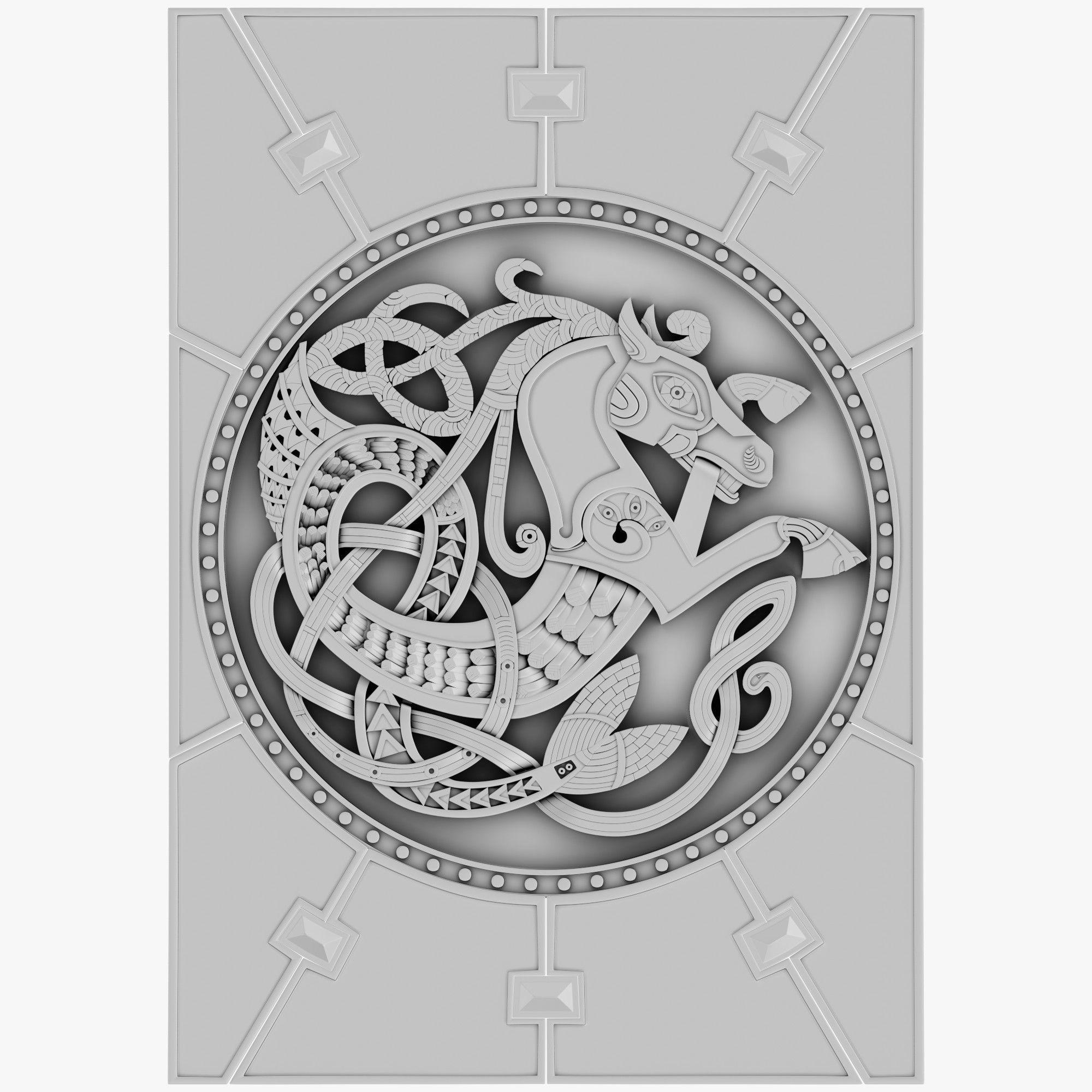 Celtic Ornament 21