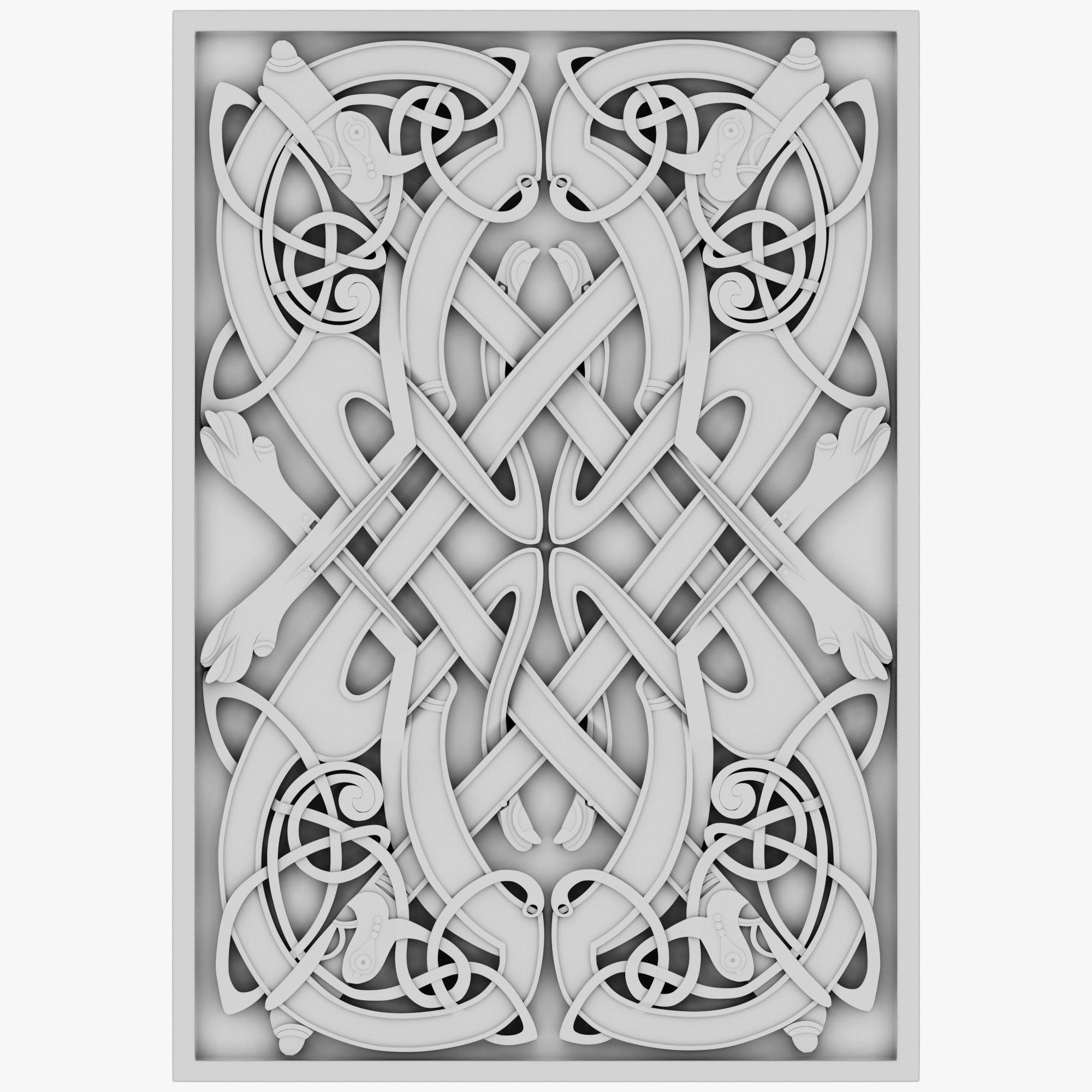 Celtic Ornament 27