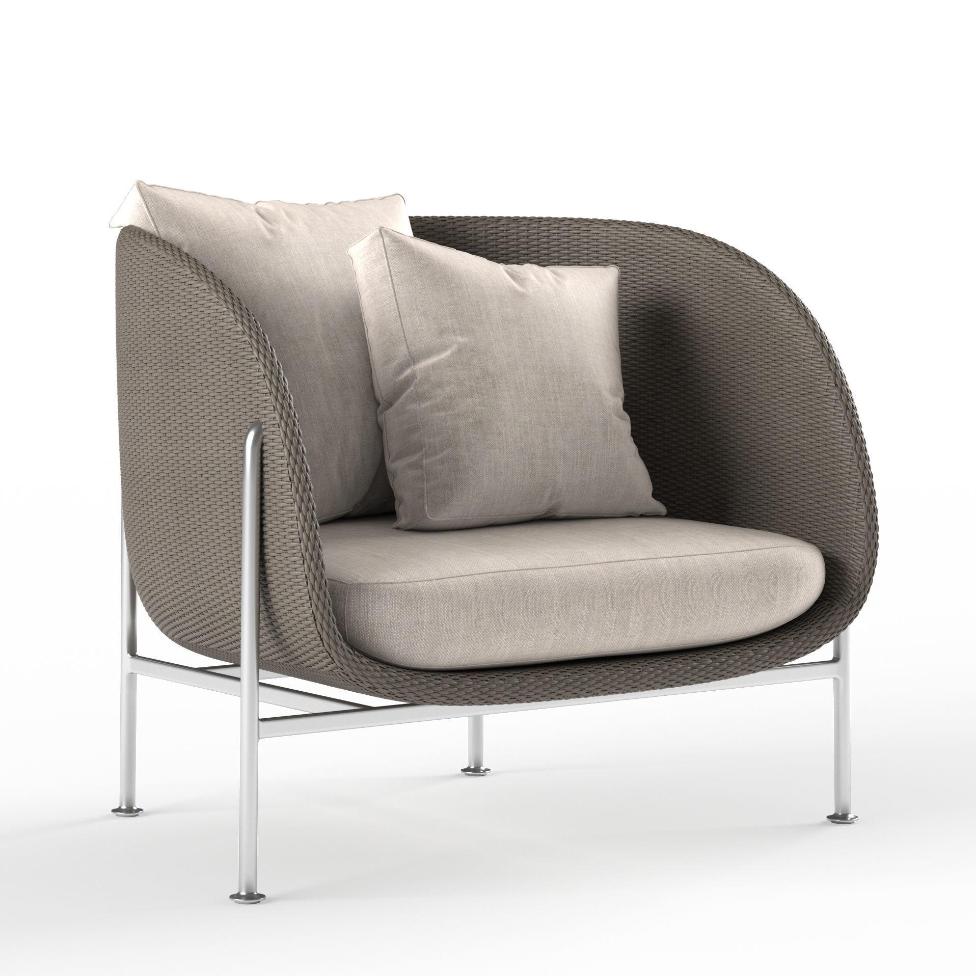 Janus and Cie Gina armchair