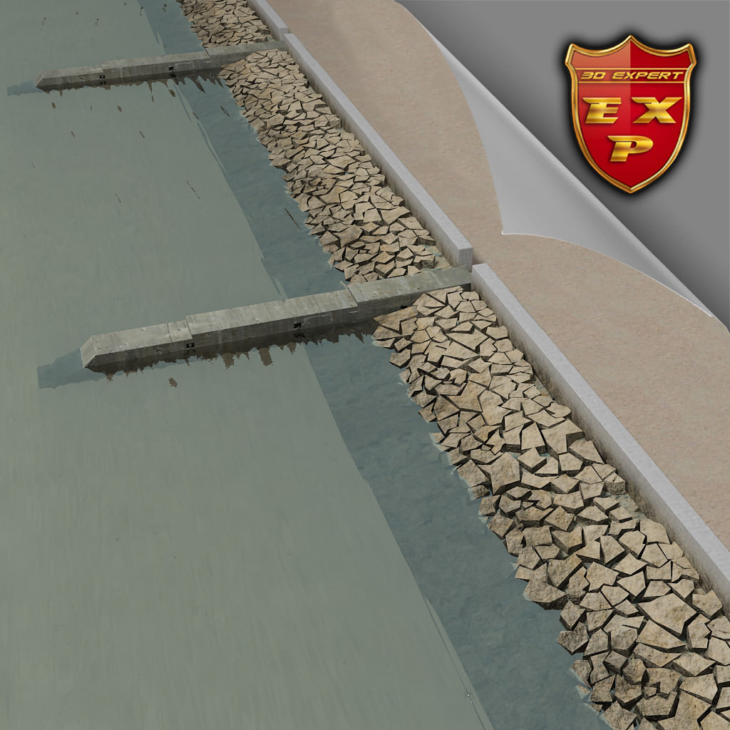 how to build a breakwater