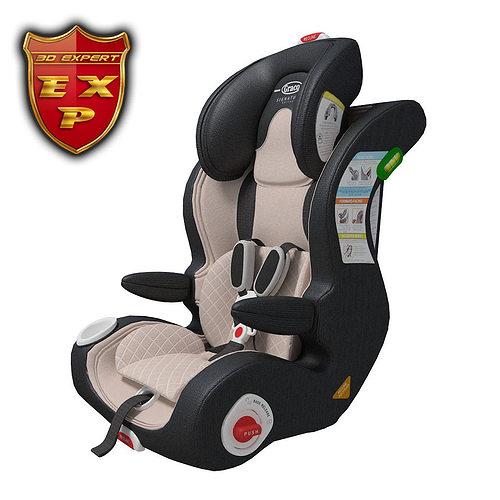 car seat baby 3d model cgtrader. Black Bedroom Furniture Sets. Home Design Ideas