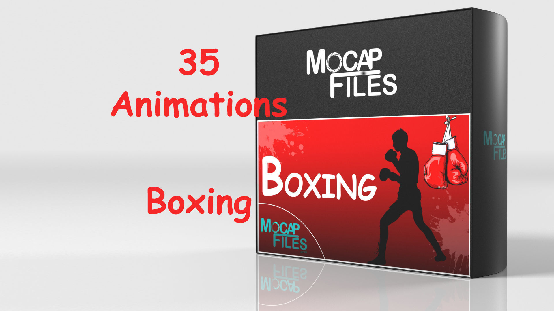 Boxing - Fighting  - motion capture animations- Bundle