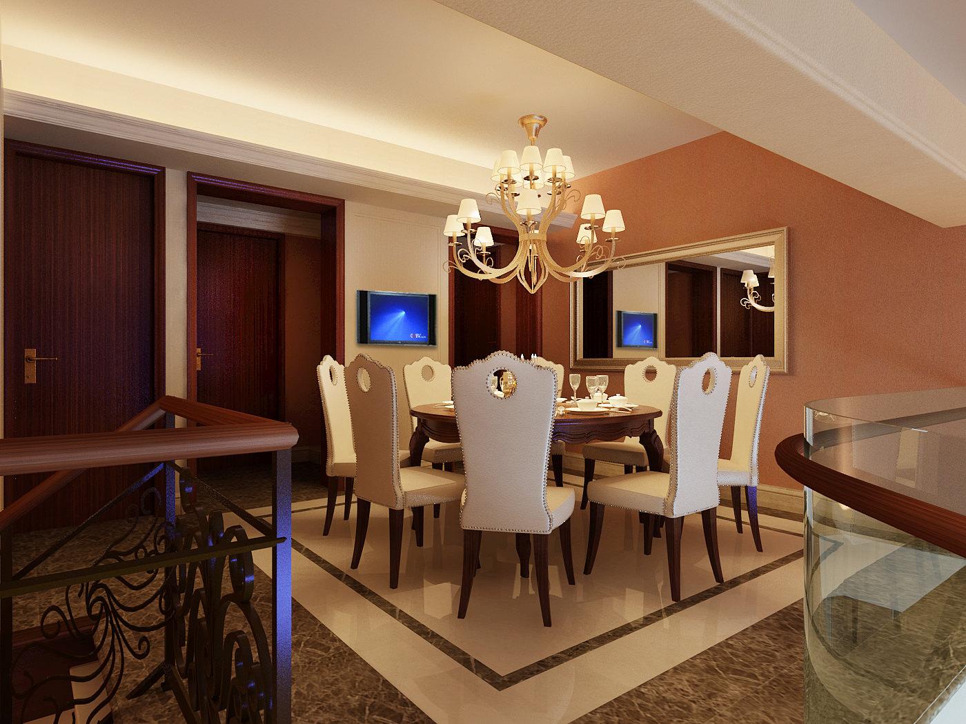 Living Room 3d Model living room 3d model max