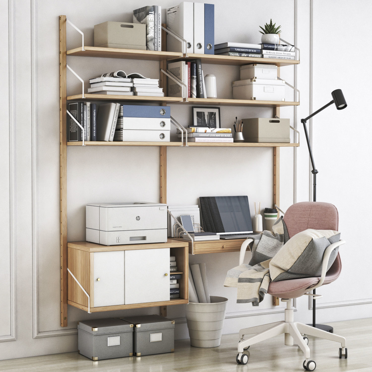 Office workplace 25