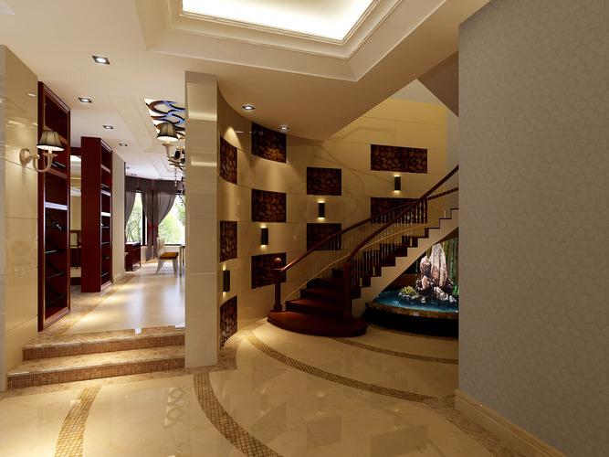 Classy Living Room 3D Model MAX