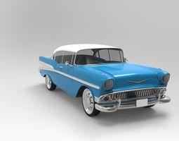 3D model Chevrolet BelAir