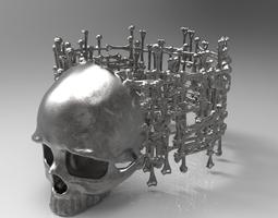 Ring Bones 3D printable model