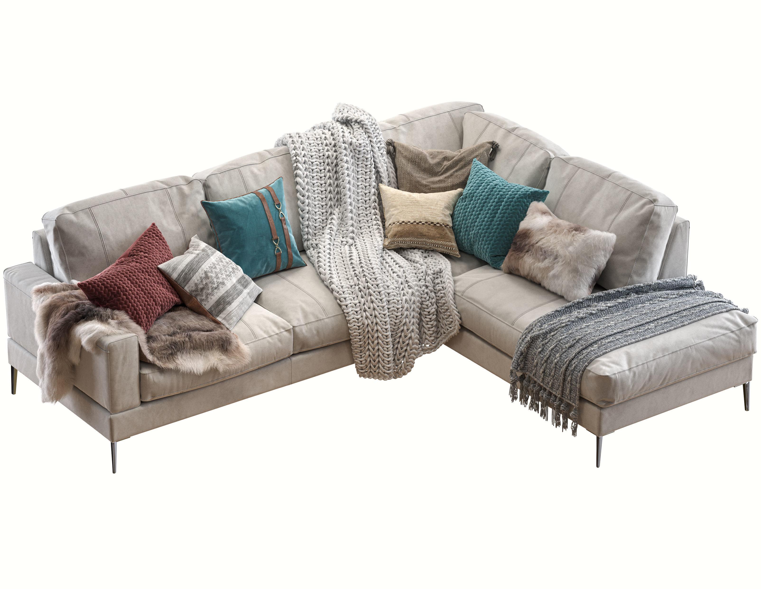 Capri sectional sofa