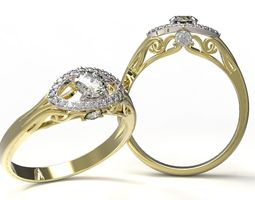 ring  101-2 3d print model