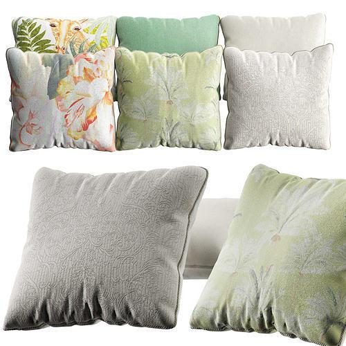 Zara Pillow Set 3
