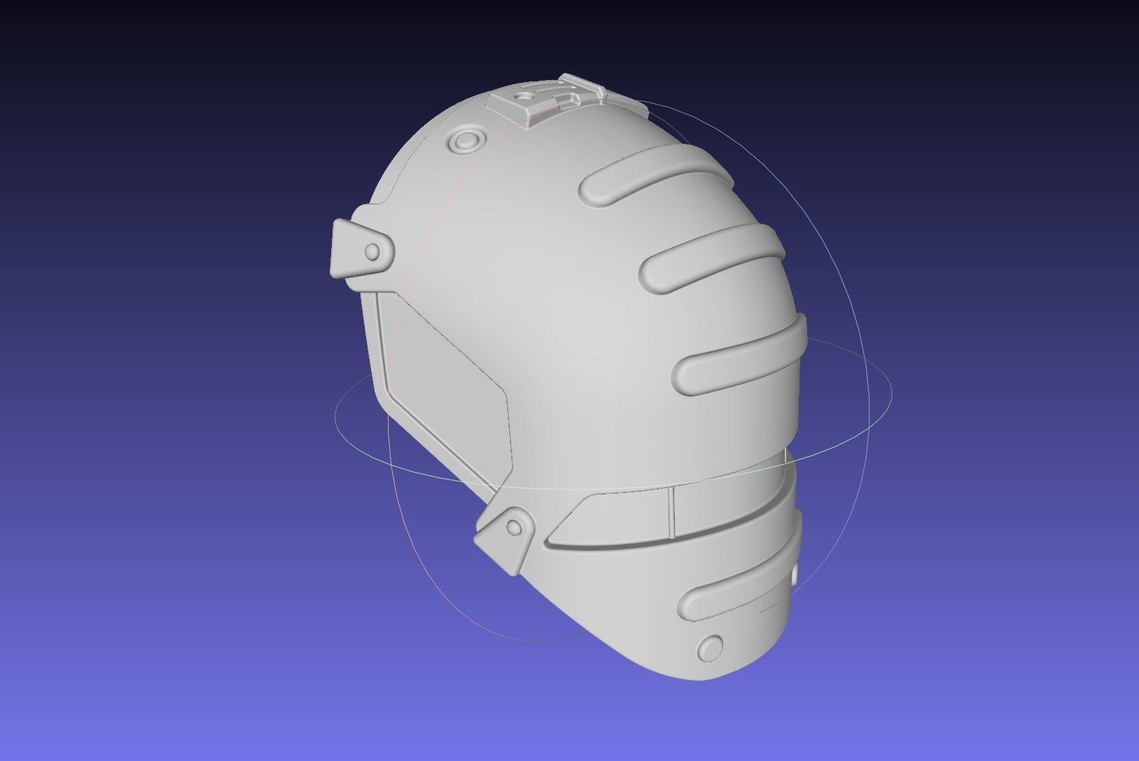 New Batman Shoulder Final Updated Printable Model
