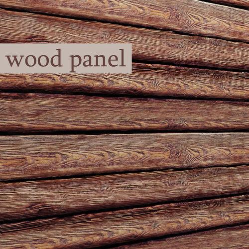 wood panel 3d 4 3d model max obj fbx mtl 1
