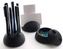domobits - set of 3 3d printable model