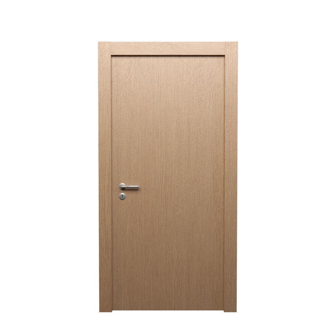 Modern Wooden Door   3D model
