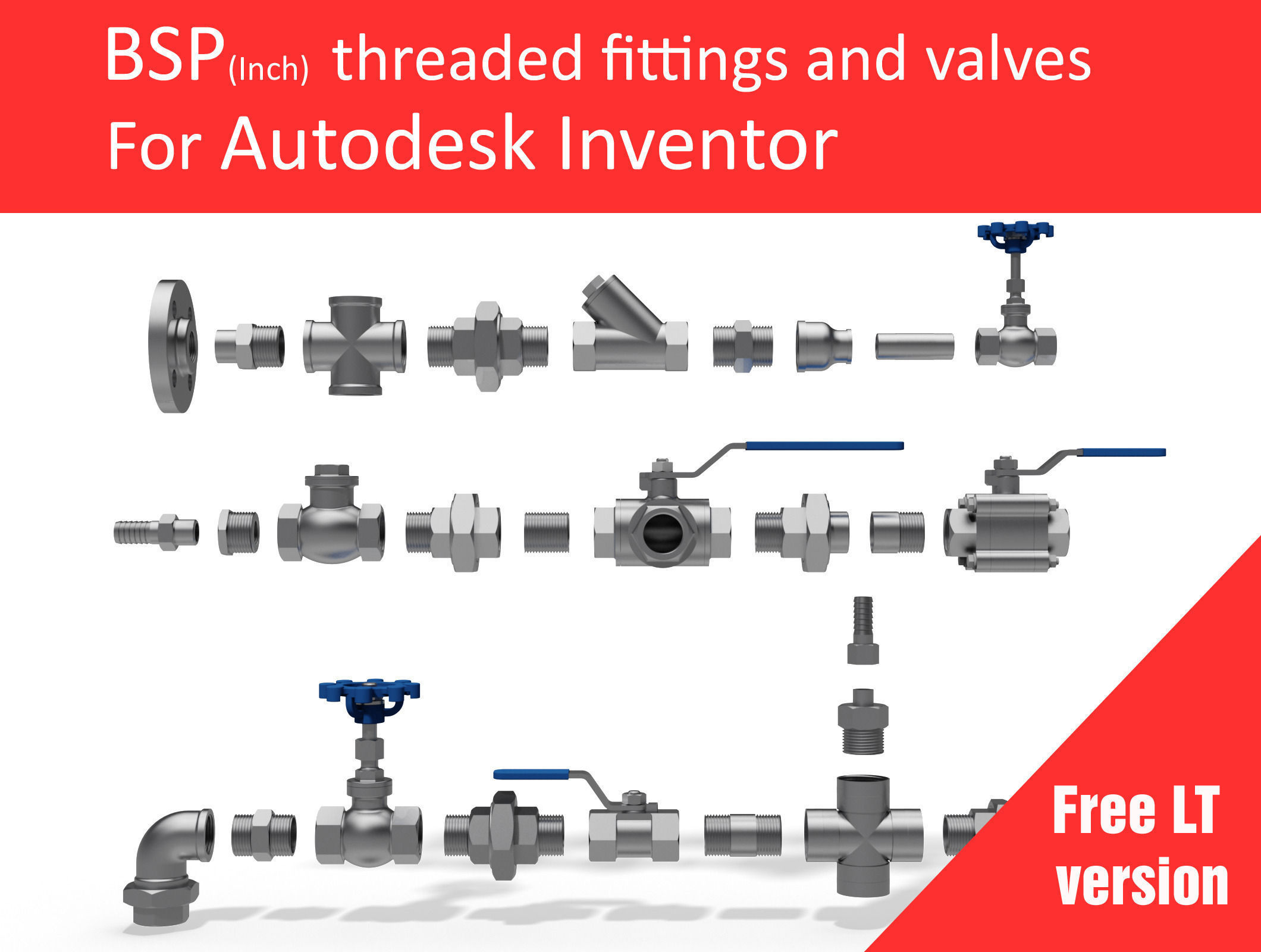Autodesk inventor parts library download