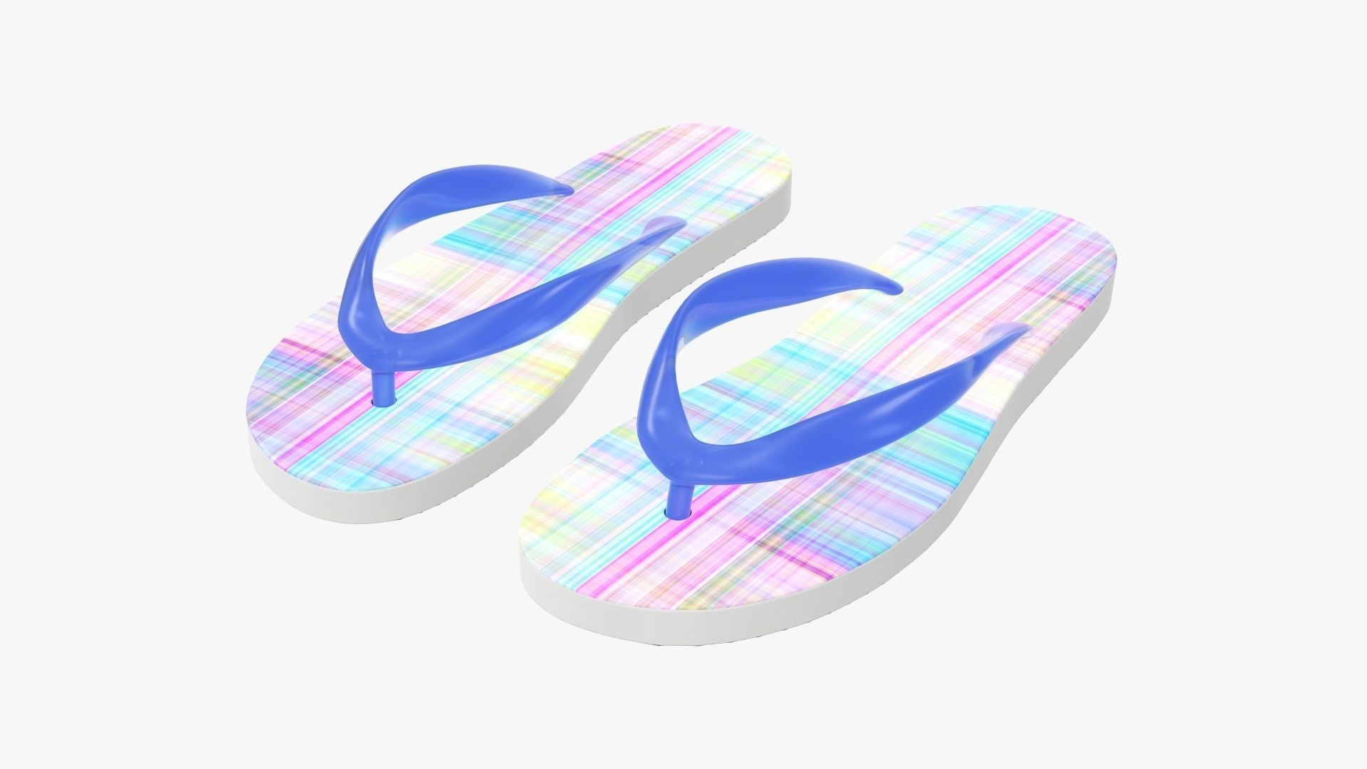 Flip-flops woman summer beach footwear 03