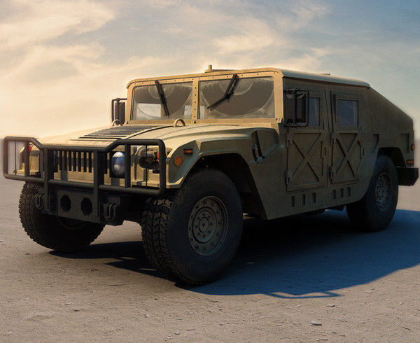 Humvee Military HMMWV