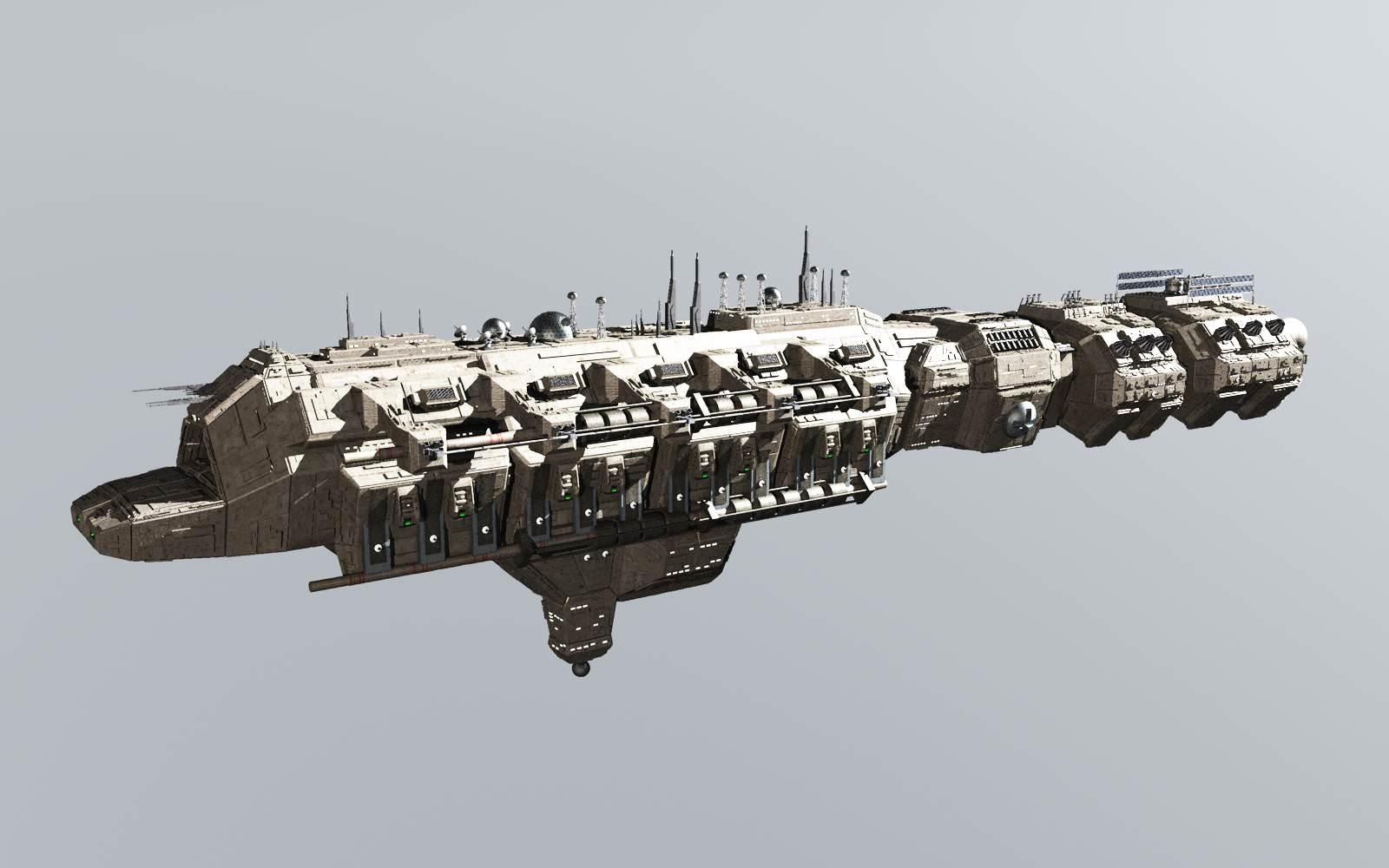 CDF Carrier