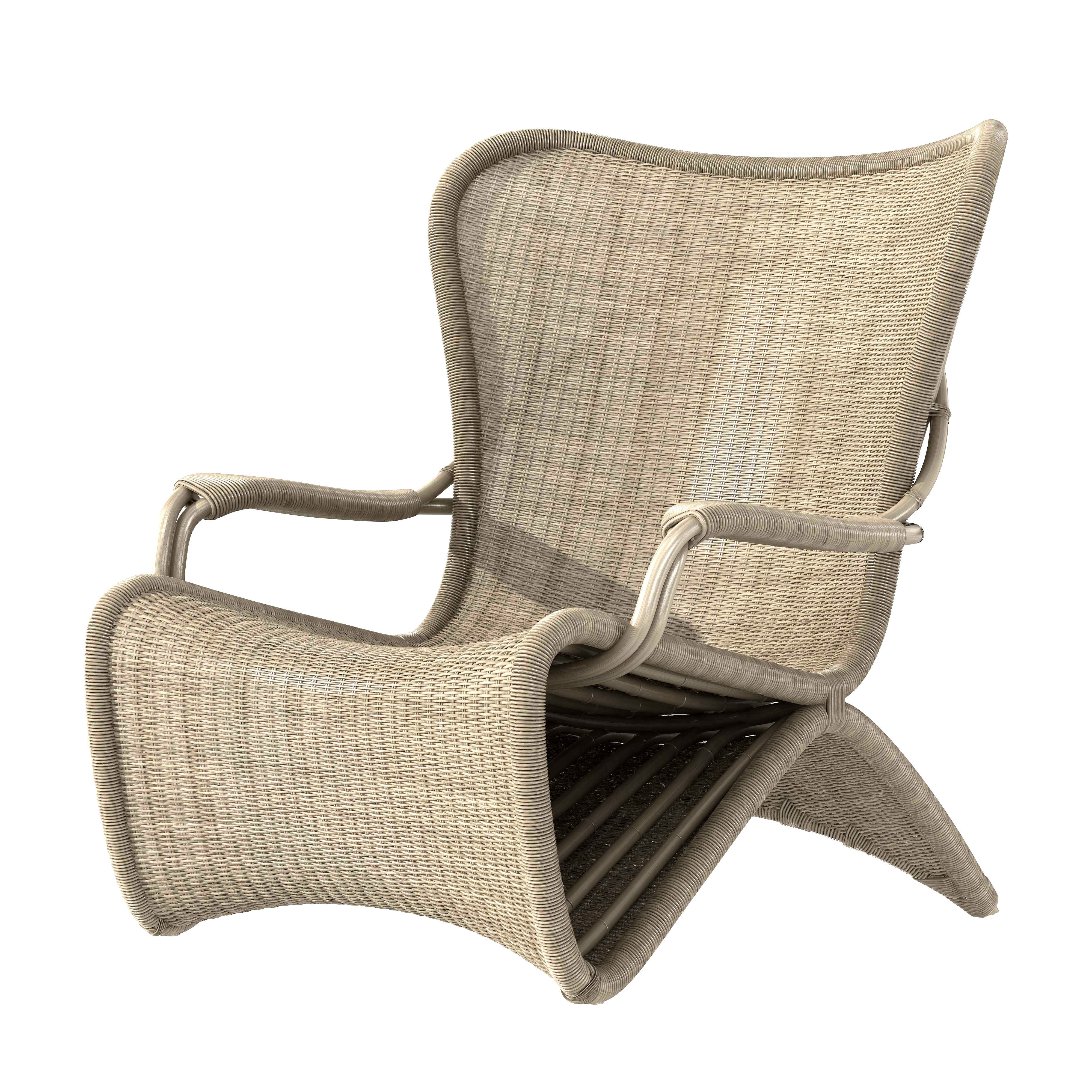 Restoration hardware PALMERIA LOUNGE CHAIR