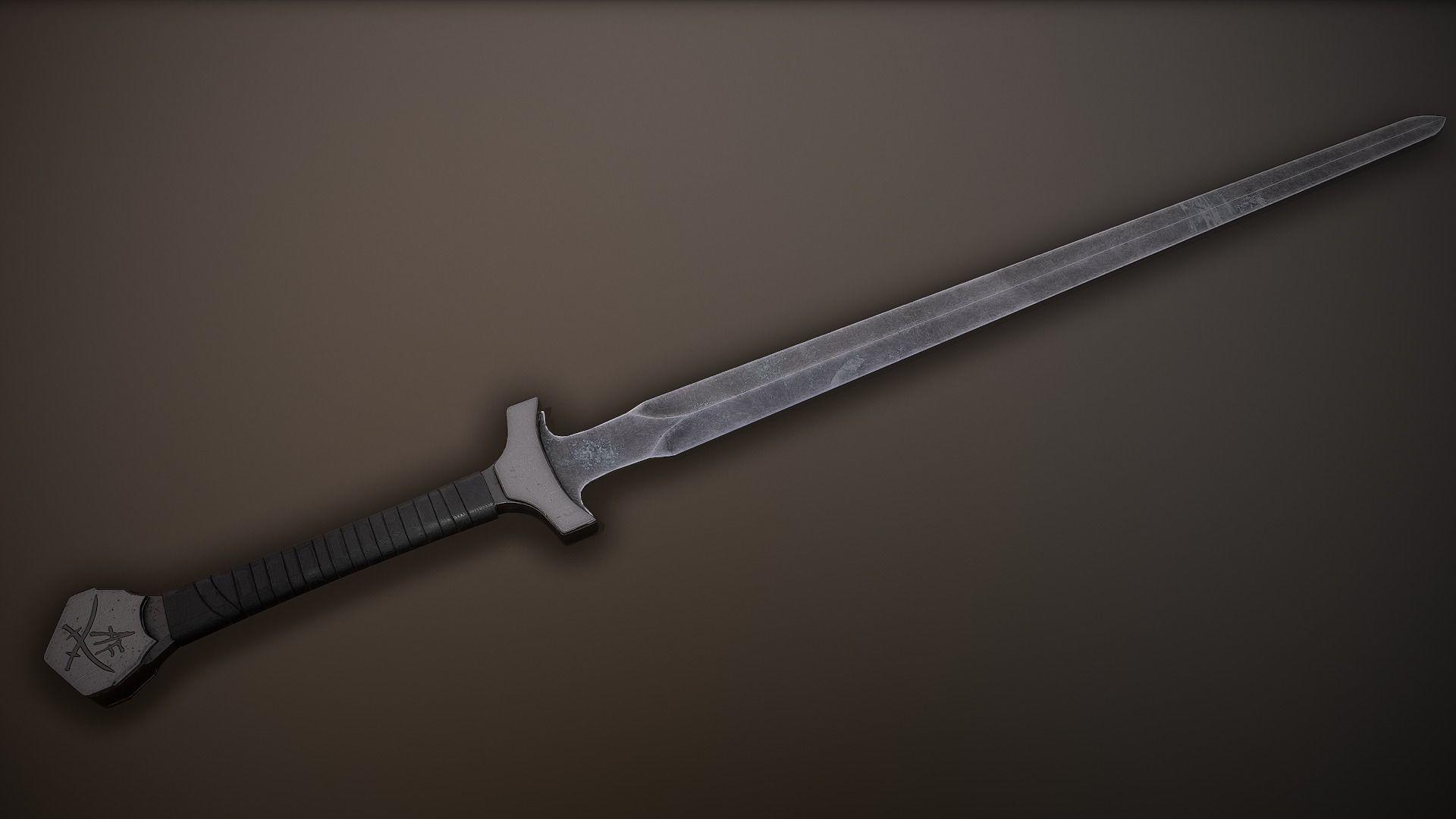 Post-Apocalyptic Bastard Sword